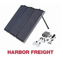 Harbor Freight Solar Panel Kit