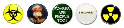Surviving the apocalypse badges how to thrive