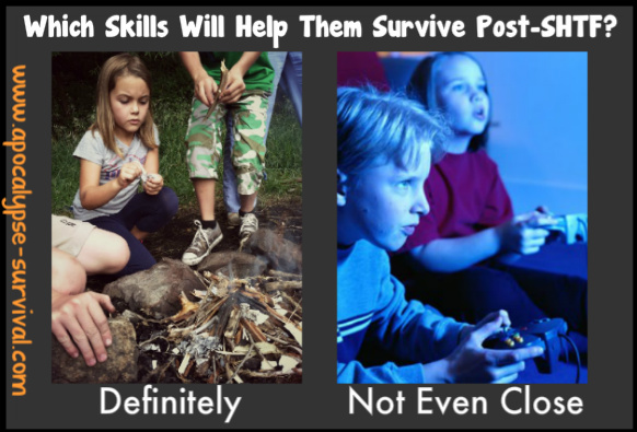 WhichSkillsWillHelpThemSurvive
