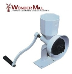 Wonder Mill Hand Grain Mill