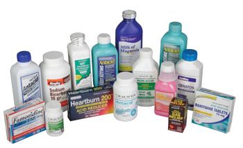 Antacids For Radiation Exposure